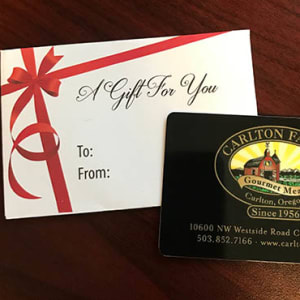 Carlton Farms eGift Card