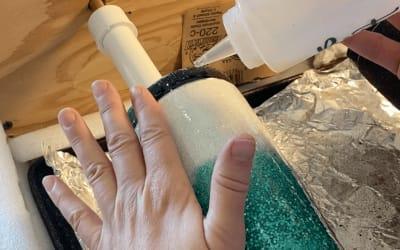 Glitter Tumbler Cups – Adding Coats