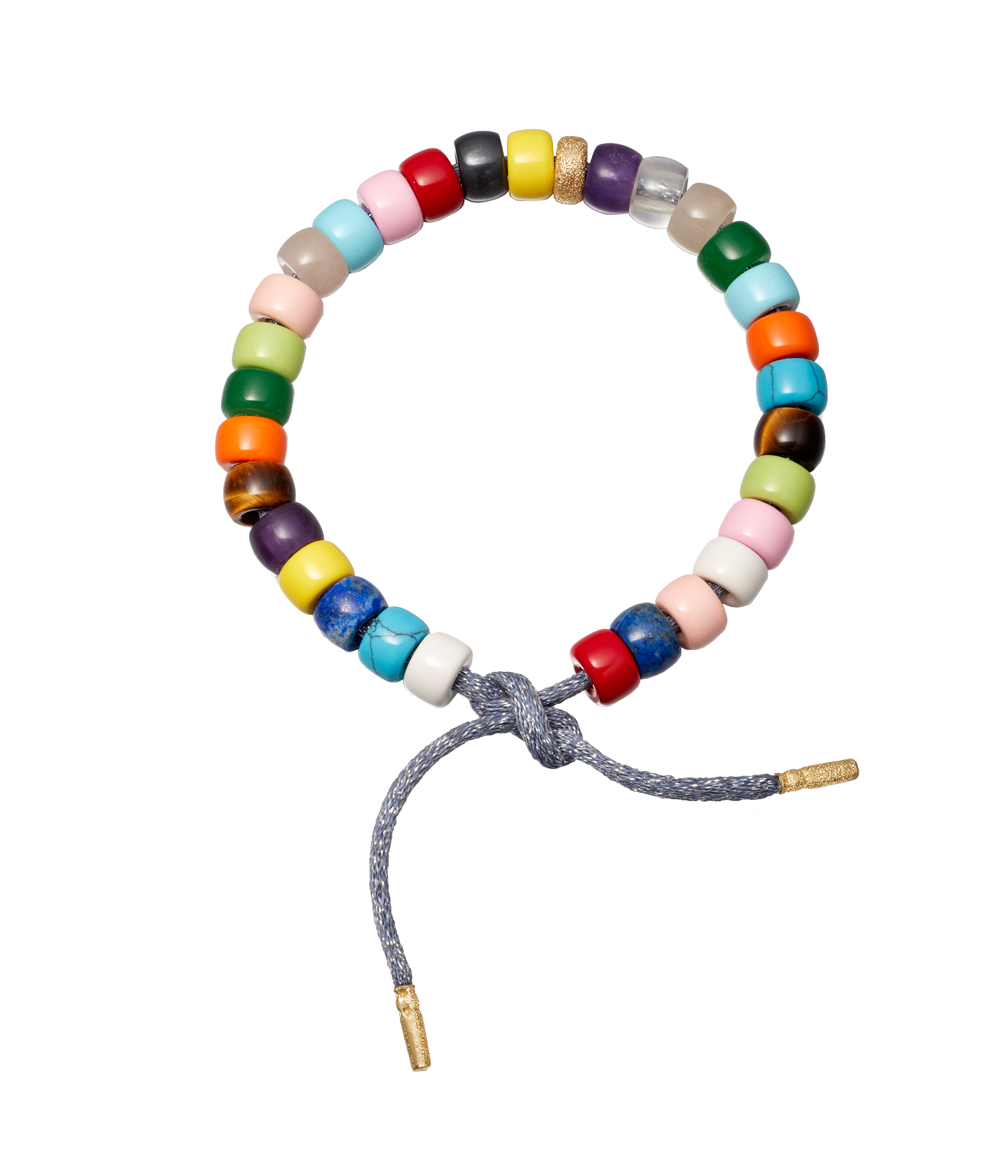 Carolina Bucci Rainbow Forte Beads Bracelet