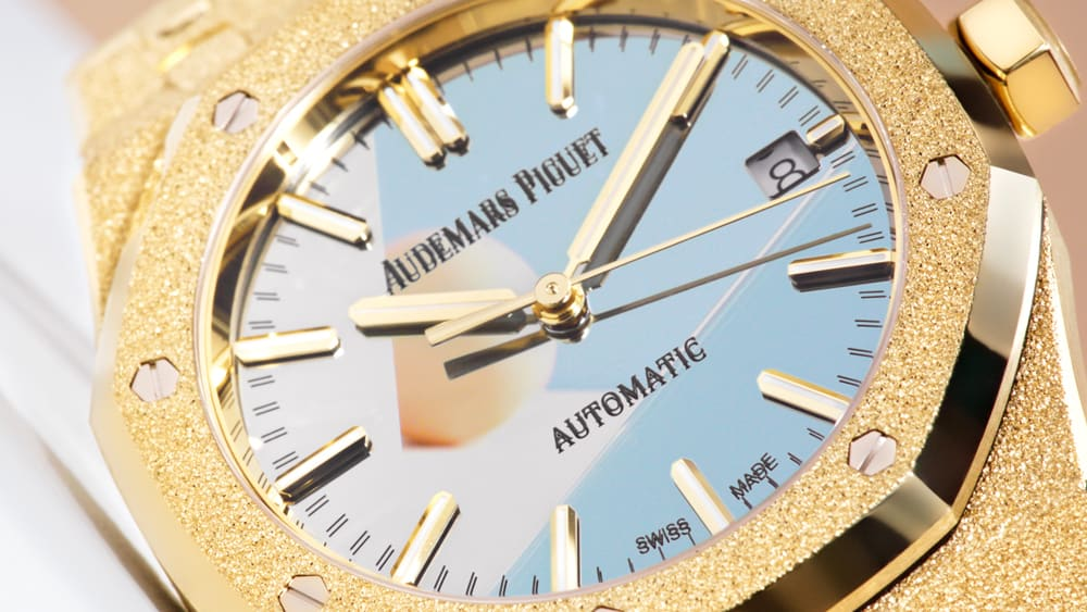 Carolina Bucci Limited Editon Audemars Piguet Royal Oak Watch