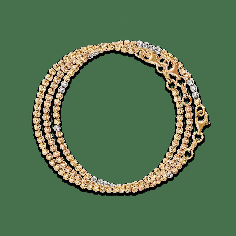 Carolina Bucci Discoball Bracelets