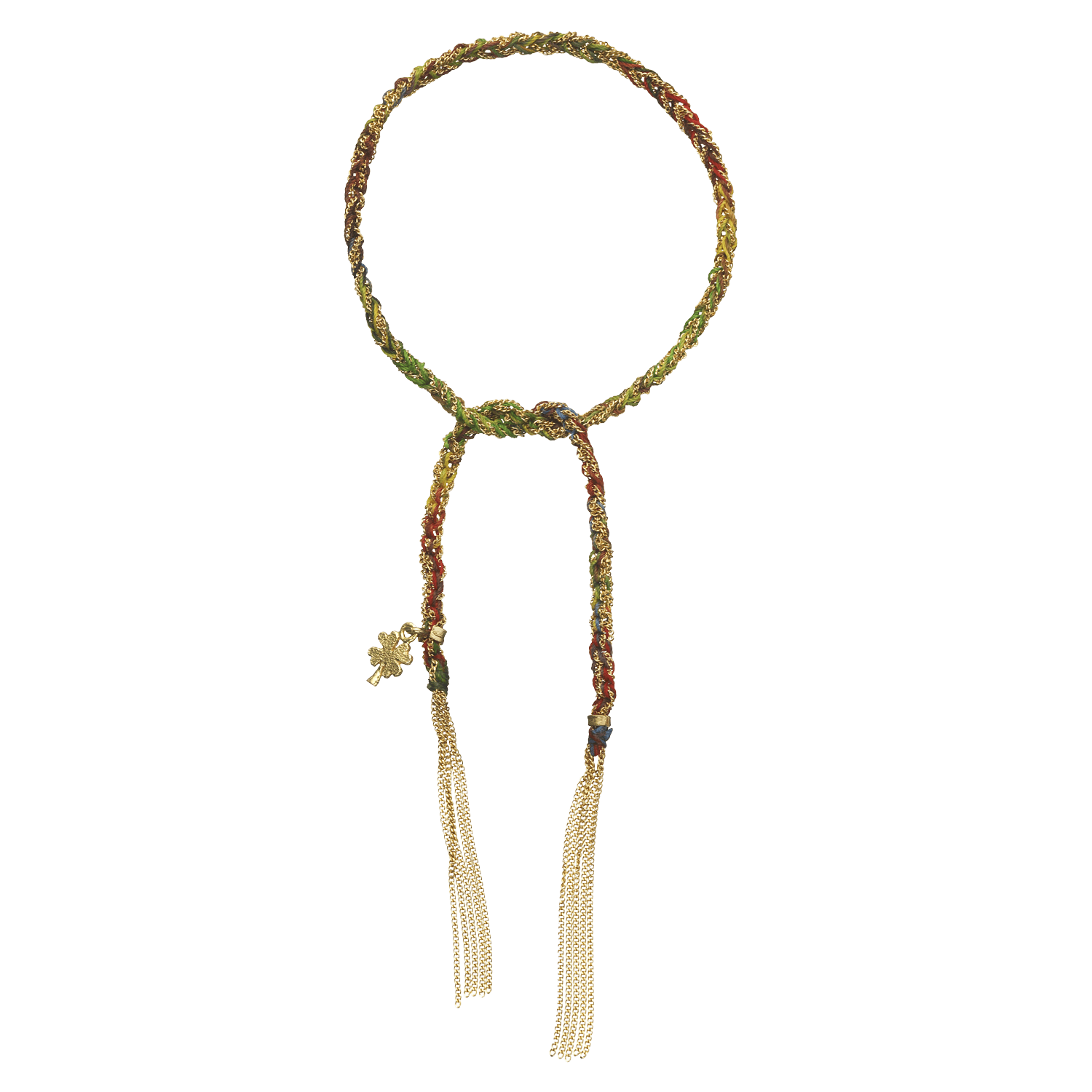 Carolina Bucci Superlucky Bracelet Yellow Gold