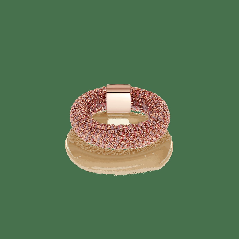 woven slide ring