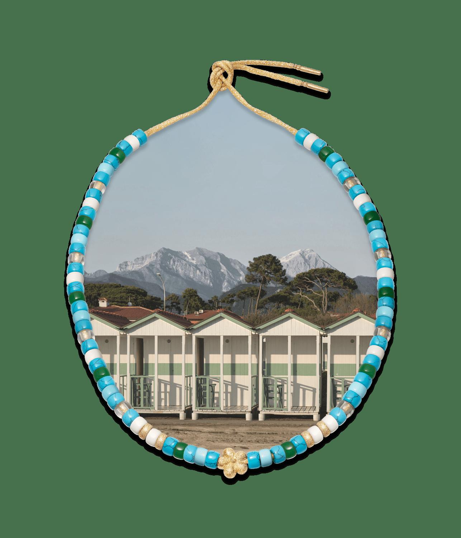 Carolina Bucci Forte Dei Marmi Forte Beads Necklace