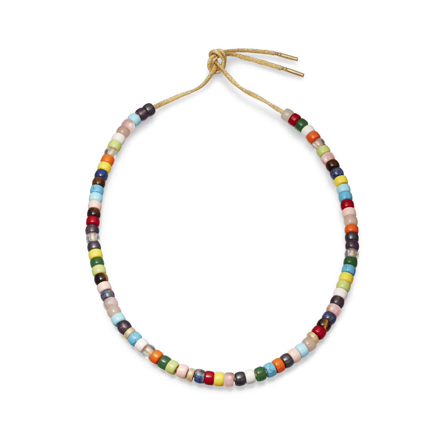 FORTE Beads Rainbow Necklace