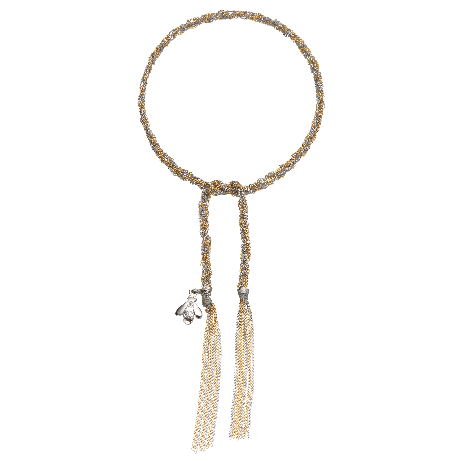 Carolina Bucci Lucky Bracelet with Virtue Charm