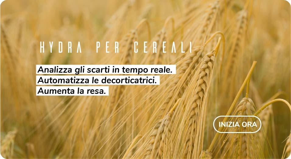 Hydra per cereali homepage ITA - Caronte Consulting