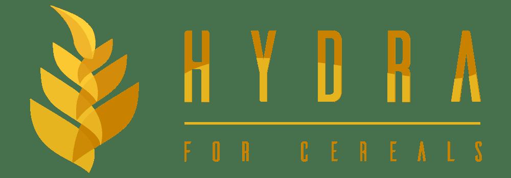 Hydra logo brand