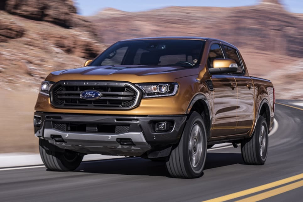Connu Ford Ranger 2018 US-spec revealed ahead of Detroit - Car News  PI61