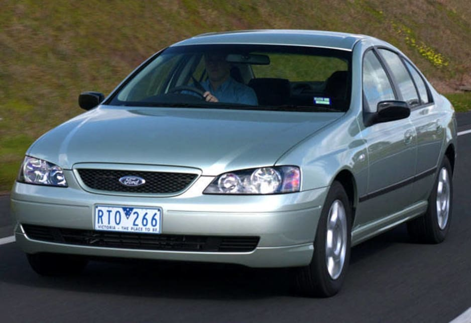 Astonishing Ford Ba Falcon Wiring Diagram Pictures Best Image