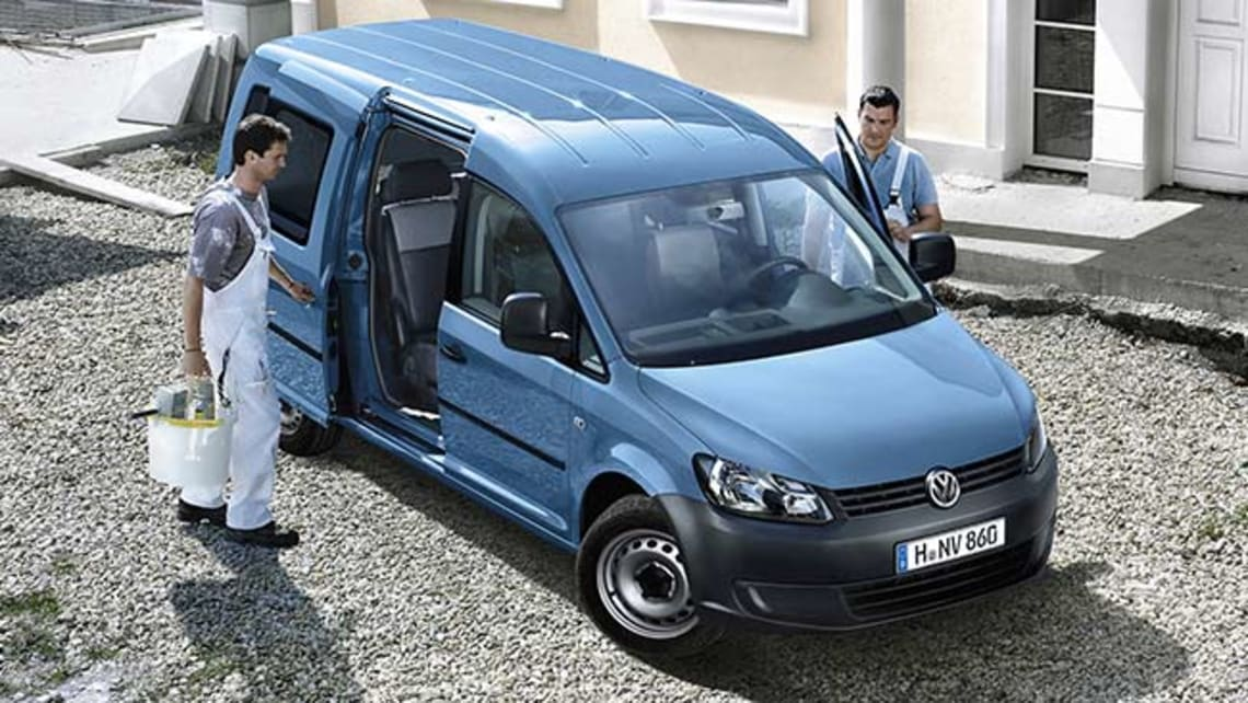 Favorito Volkswagen Caddy Maxi Crew Van 2013 review | CarsGuide KA17