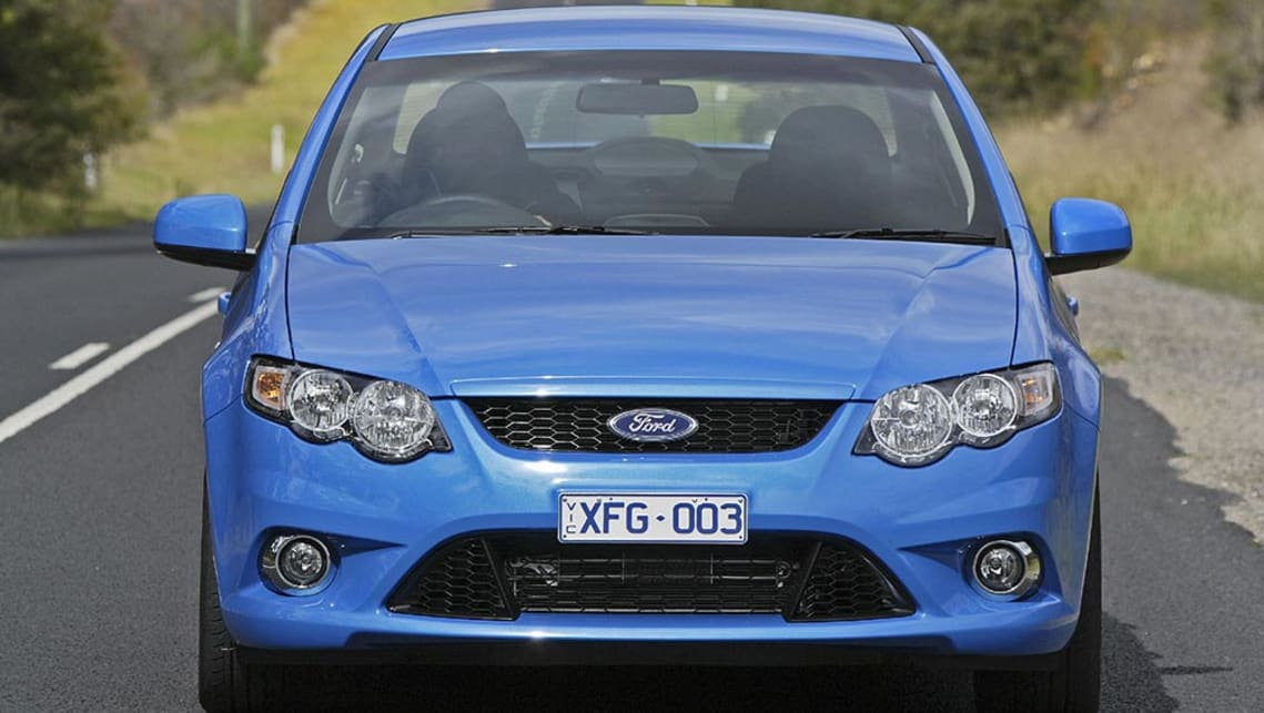 Used Ford Falcon XR6 review 20082012 CarsGuide