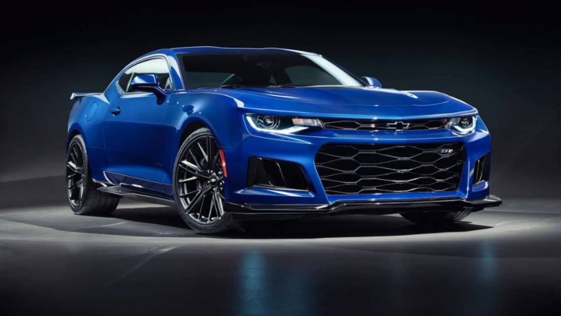 Camaro ZL1 power outputs confirmed: Ford Mustang-monstering grunt for HSV's most potent performance car ever