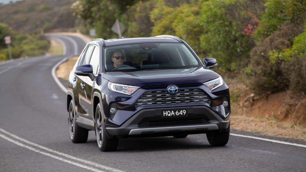 Toyota's mass sales stop: Camry, Corolla Hatch, RAV4 Hybrid and Prius