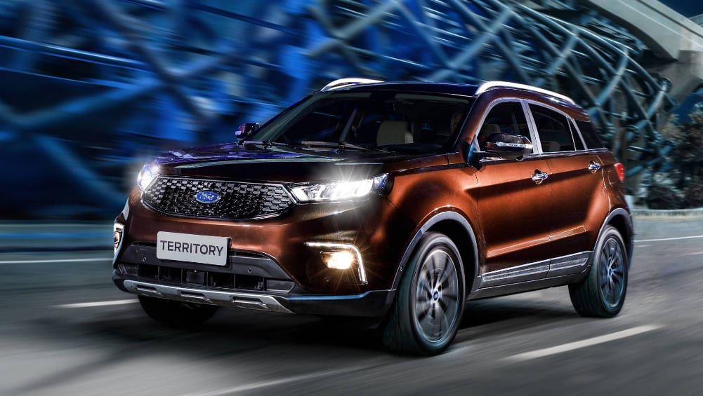 Ford Territory 2020 goes global: China-focused SUV will ...