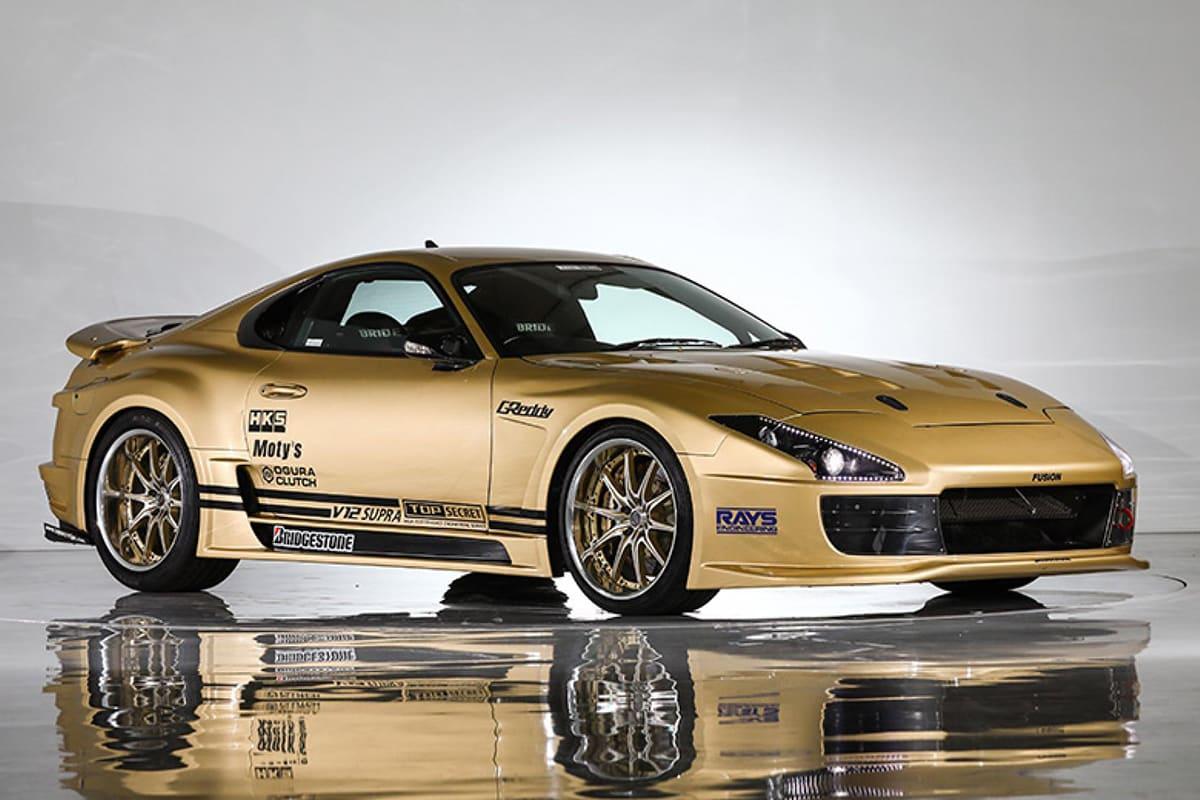 Car Dealer Reviews >> Epic Top Secret twin-turbo V12 Supra for sale | CarsGuide - OverSteer