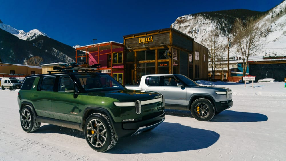Rivian R1T and R1S 2020: everything we know so far