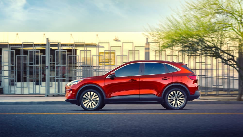 Ford goes electric with 2020 Escape SUV - Car News | CarsGuide