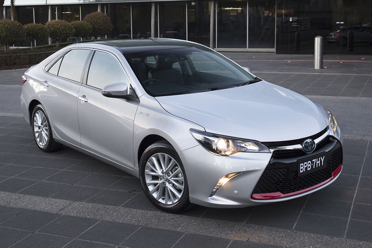 good toyota little extra a excuse for camry driving price hybrid ventura