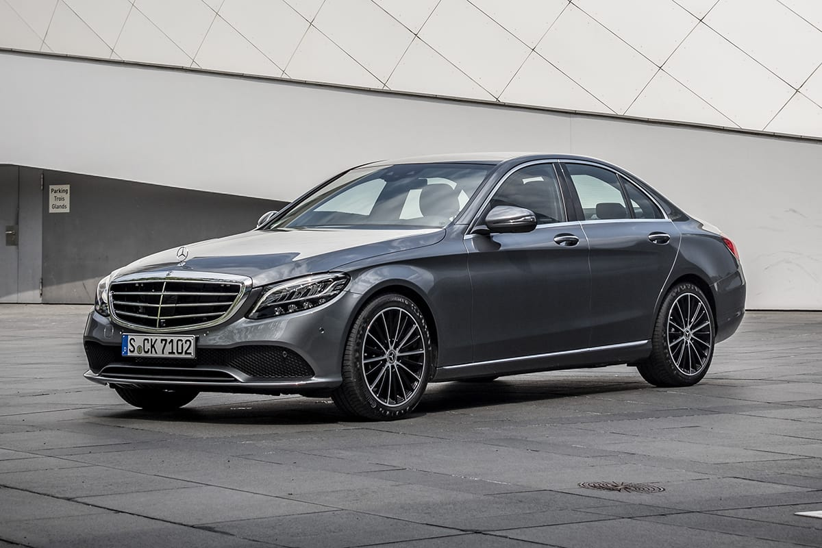 Mercedes-Benz C-Class 2018 review | CarsGuide