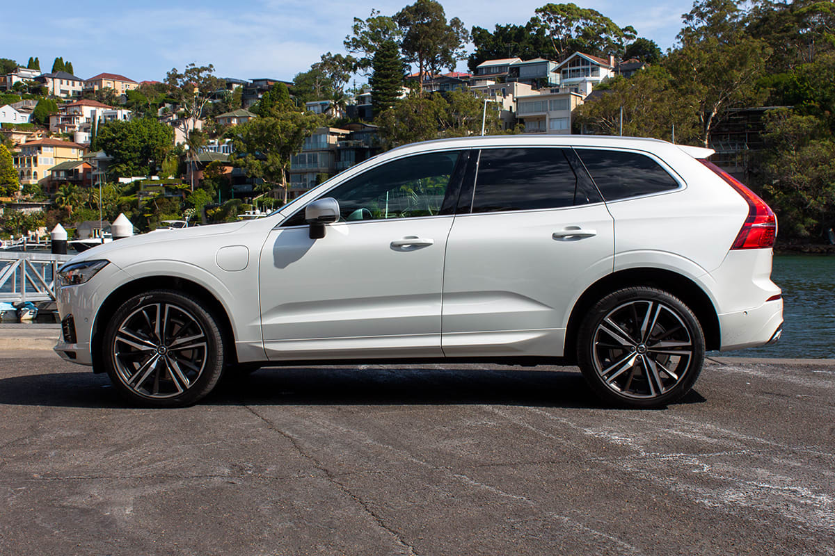 Volvo Xc60 Inscription 2018 Review Snapshot Carsguide