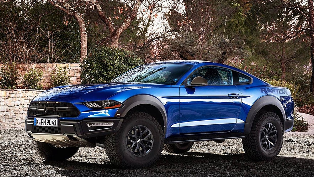 What If Ford Took The Mustang Off Road Racing Carsguide