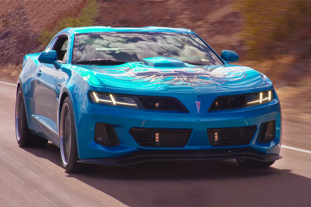 Move over Dodge Challenger Demon, the 2018 Trans Am is the ...