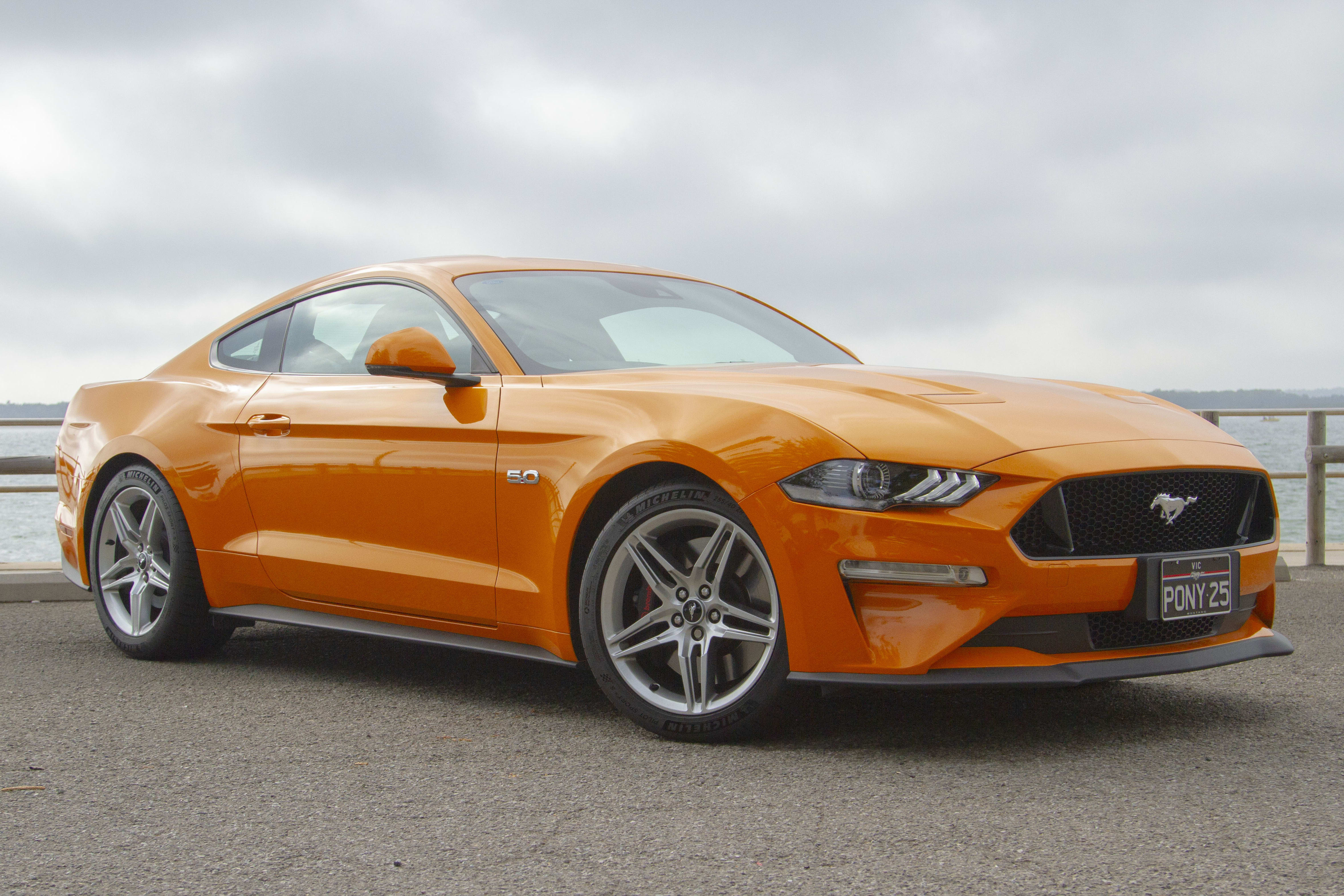 Ford mustang 2019 review gt manual carsguide
