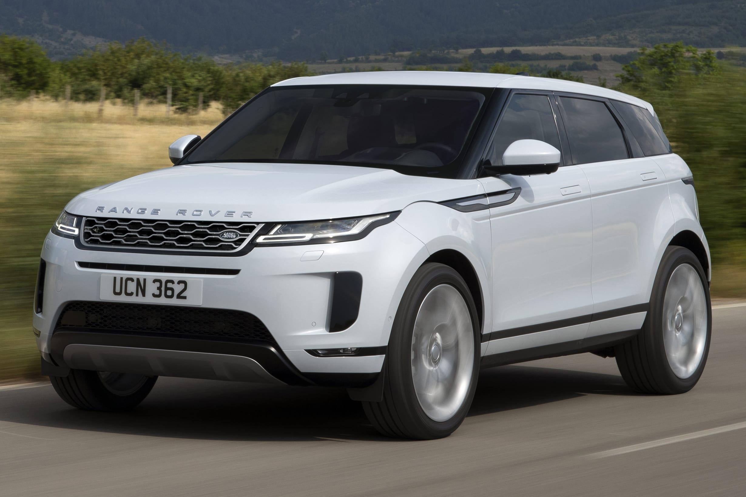 Range Rover Evoque 2019 revealed - Car News | CarsGuide