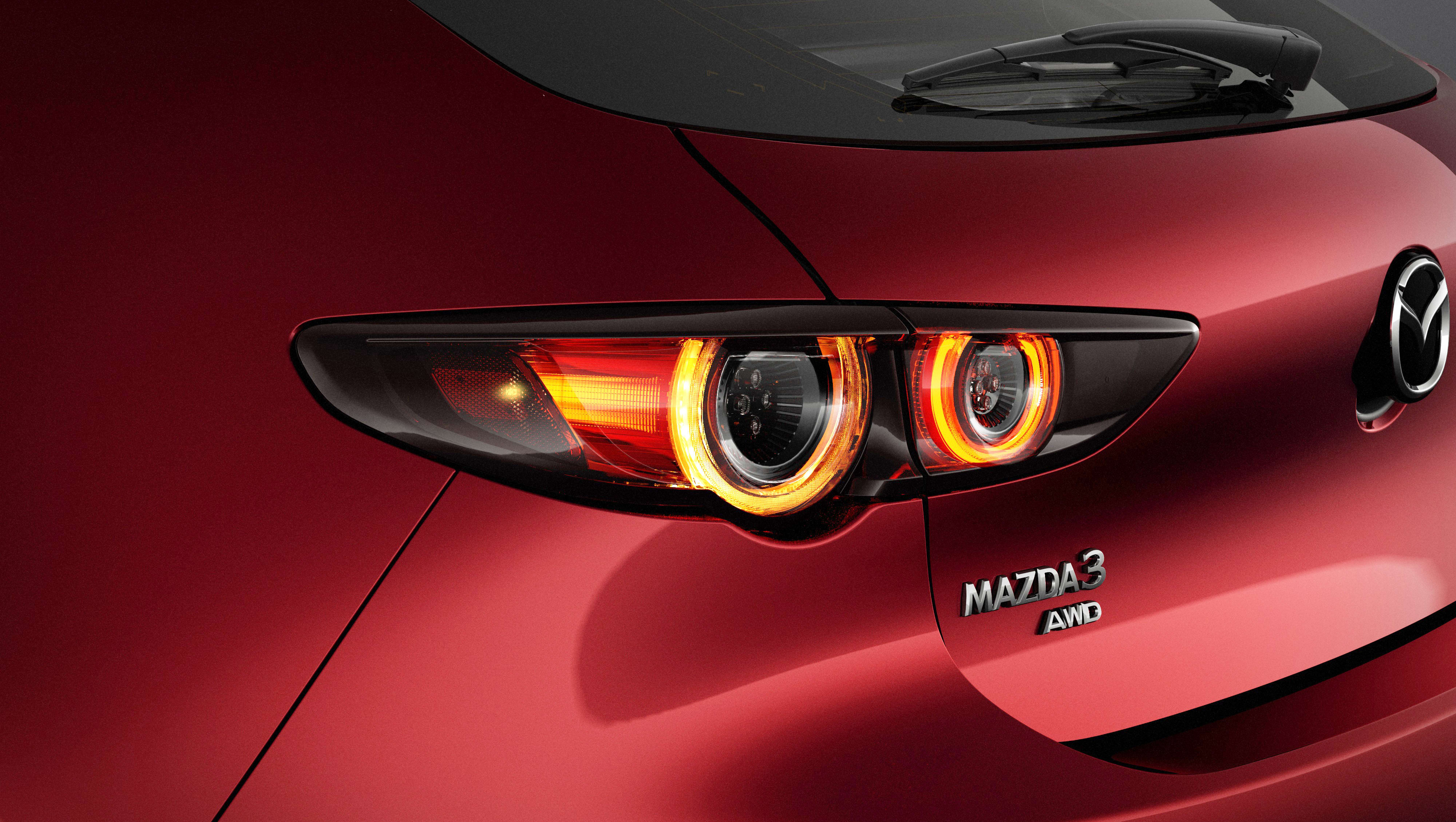 Mazda 3 2019 Revealed New Look Engines Technology For Small Car