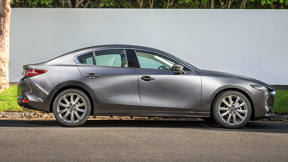 Mazda 3 sedan 2019 pricing and specs confirmed