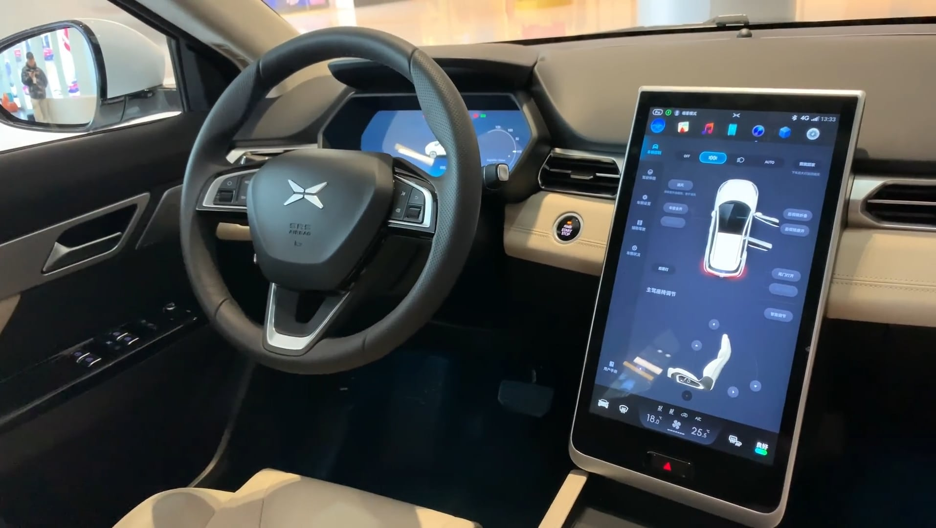 Chinese Automakers Are Now Copying The Tesla Model X S