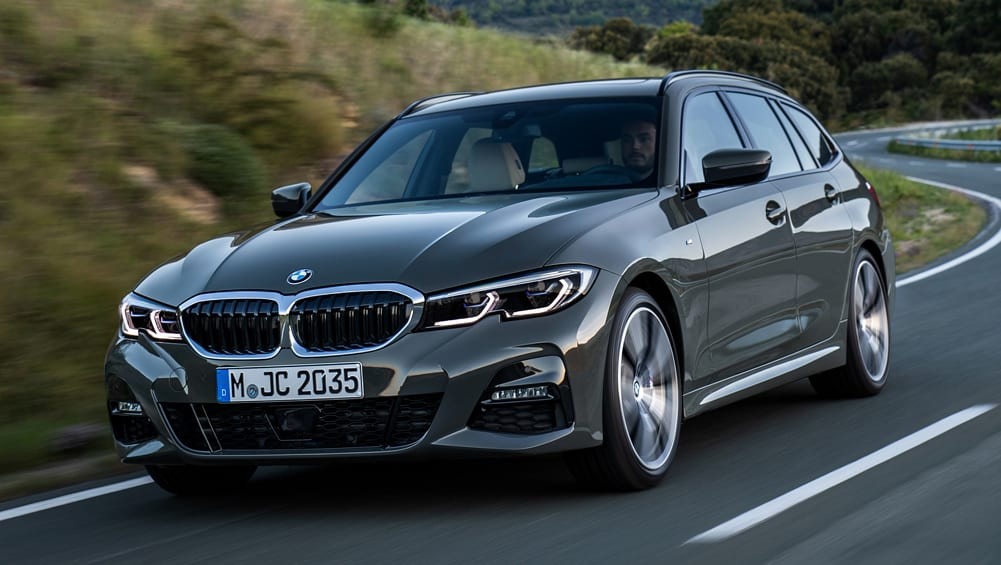 Bmw 3 Series Touring 2019 Revealed Car News Carsguide
