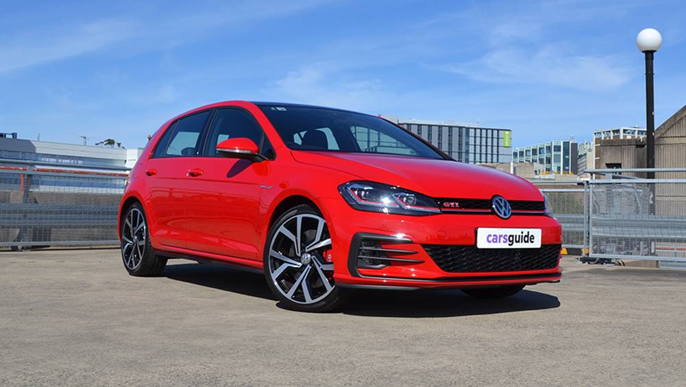 Volkswagen Golf Gti 2019 Review Carsguide