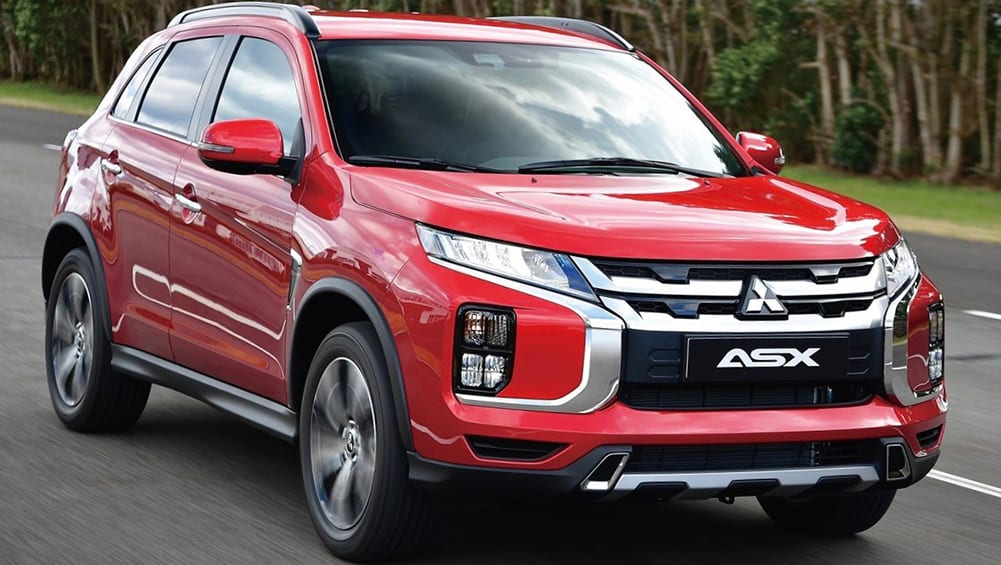 Mitsubishi ASX 2019 facelift revealed