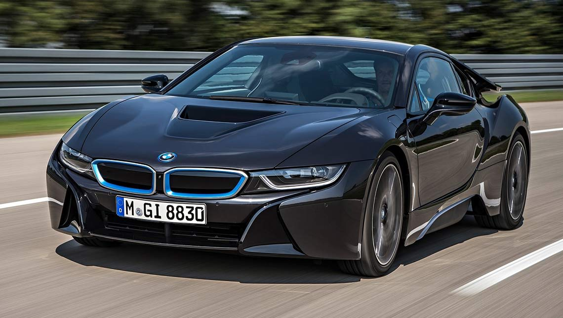 Bmw I8 Hybrid Supercar New Car Sales Price Car News Carsguide
