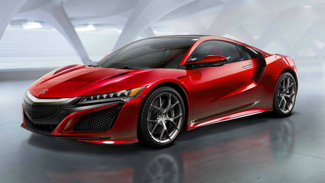 Honda NSX New Car Sales Price Car News CarsGuide - Auto show car sales