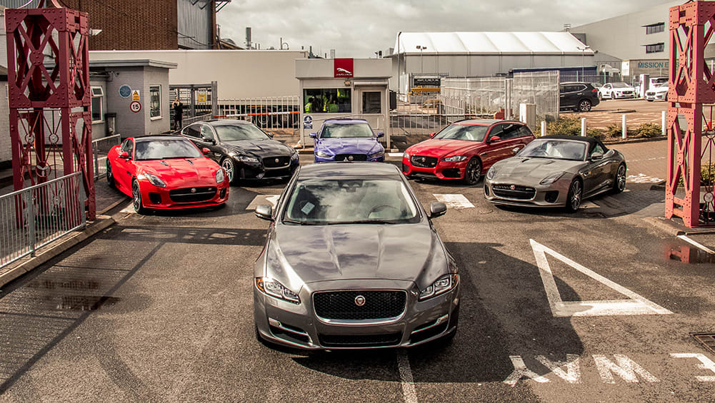 Jaguar Land Rover manufacturing could leave Britain after Brexit