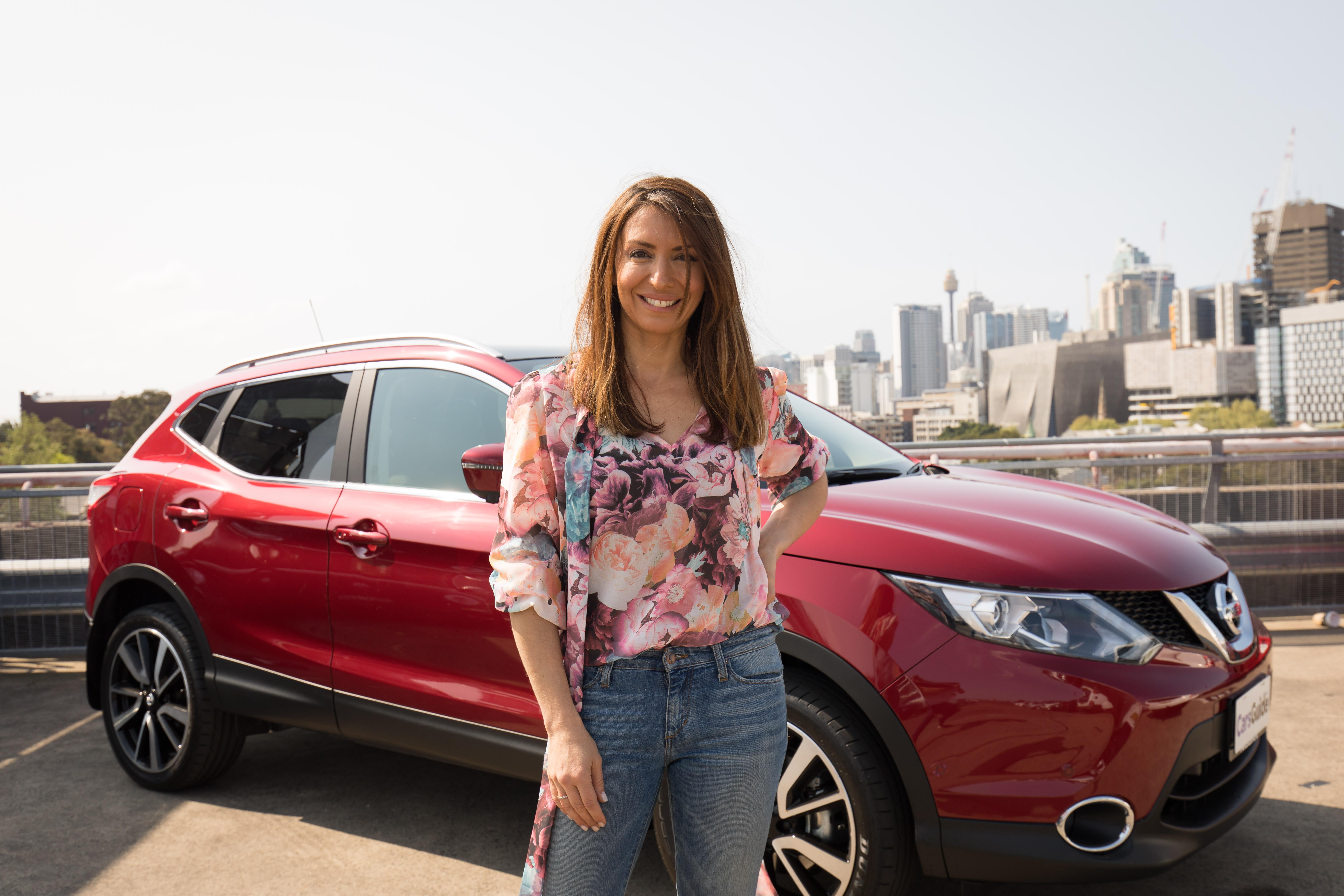 Nissan Qashqai Ti Petrol 2017 Review Family Test Carsguide
