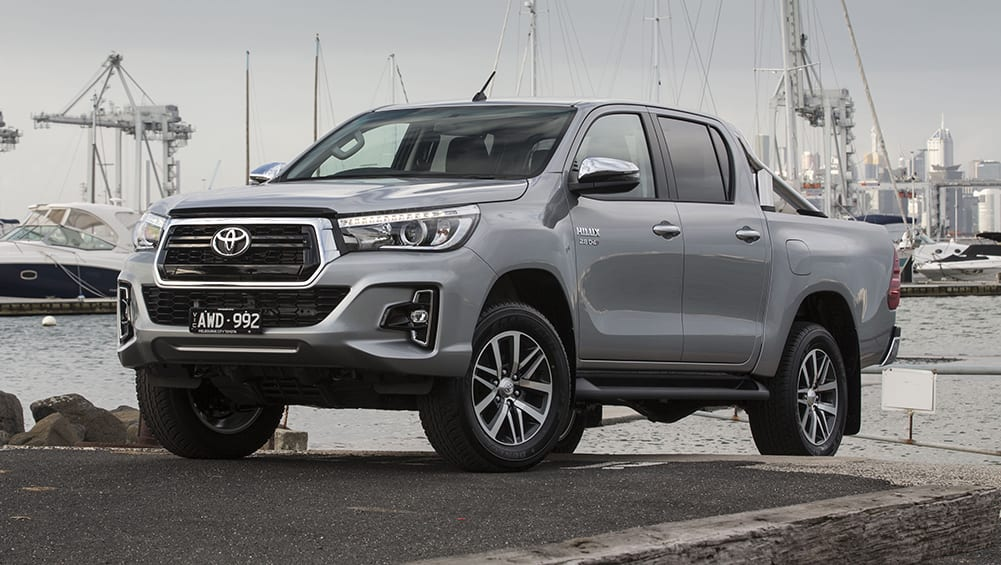 Toyota HiLux to share underpinnings with Tacoma, Tundra