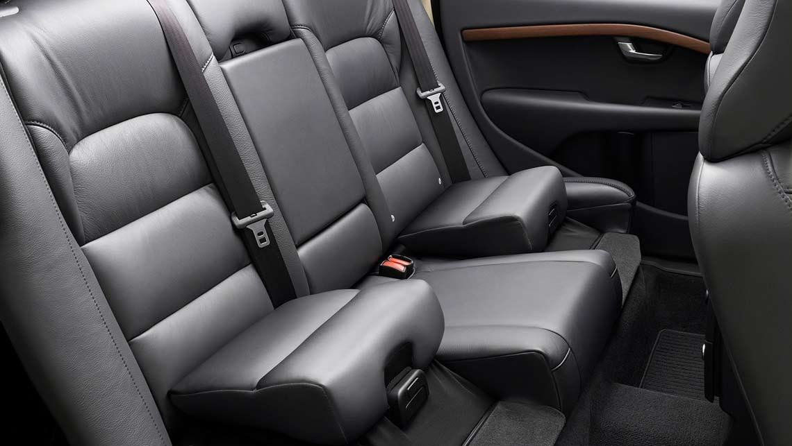 Volvo Urges Child Safety Seat Re Think Car News Carsguide