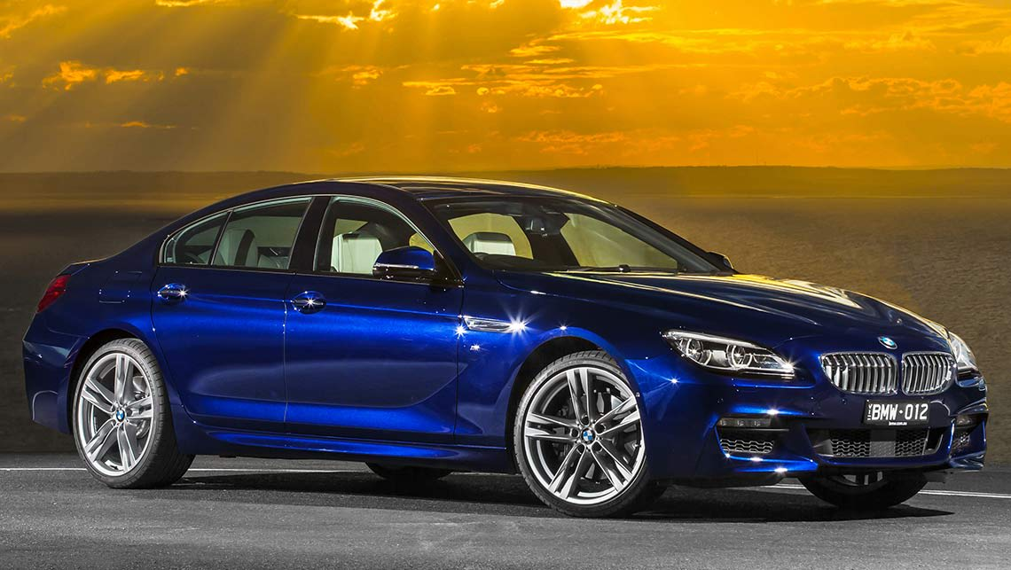 650I Gran Coupe >> Bmw 650i Grand Coupe 2016 Review Carsguide