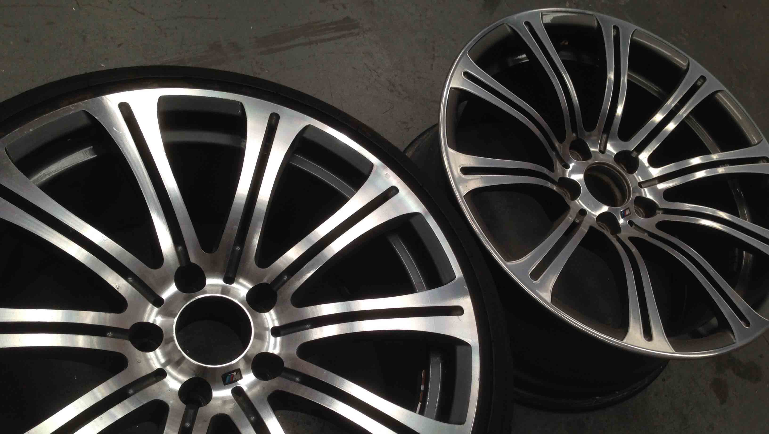 sale refurbished pureklas share wheels bmw mirror for rims polished and