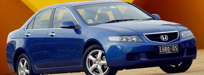 Used Honda Accord Euro review: 2003-2005   CarsGuide