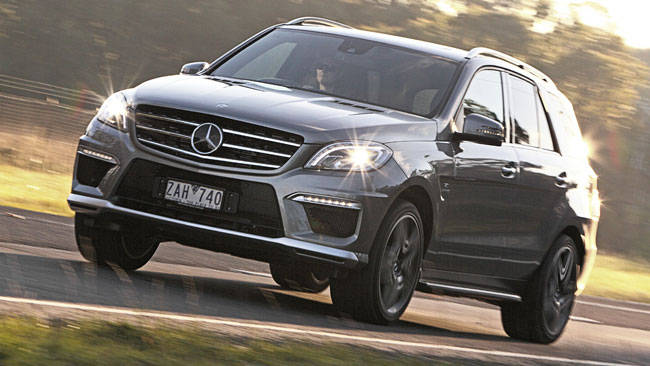 Mercedes Benz M Class Ml63 2012 Review Carsguide