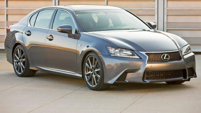 Lexus GS350 F Sport 2012 Review11 ...