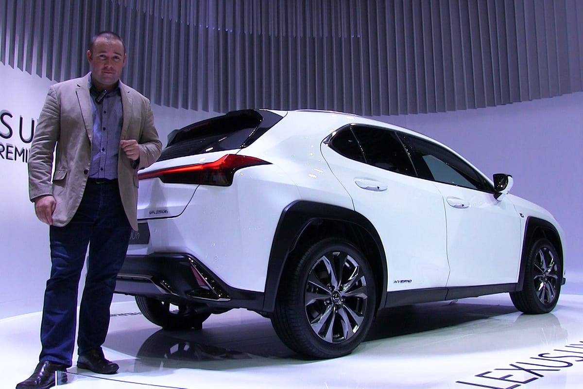 Used Lexus For Sale In Ct >> Lexus UX 2019 confirmed for Australia, more details revealed in Geneva - Car News | CarsGuide