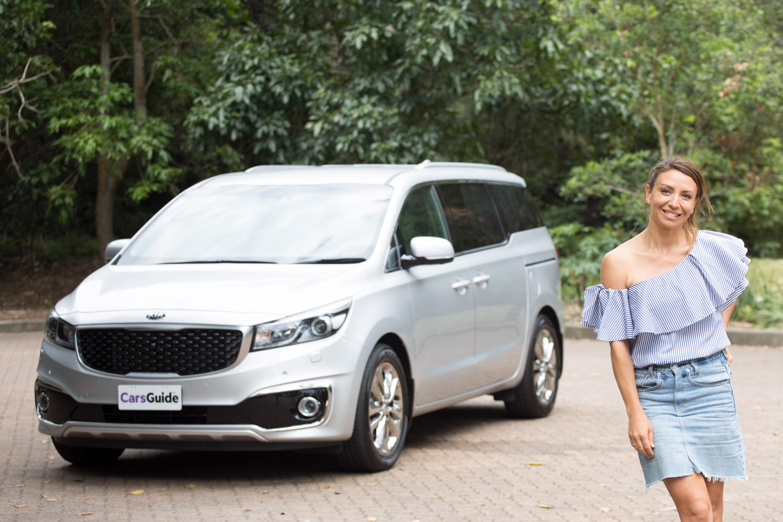 Kia Carnival 2018 Review Platinum Petrol Carsguide