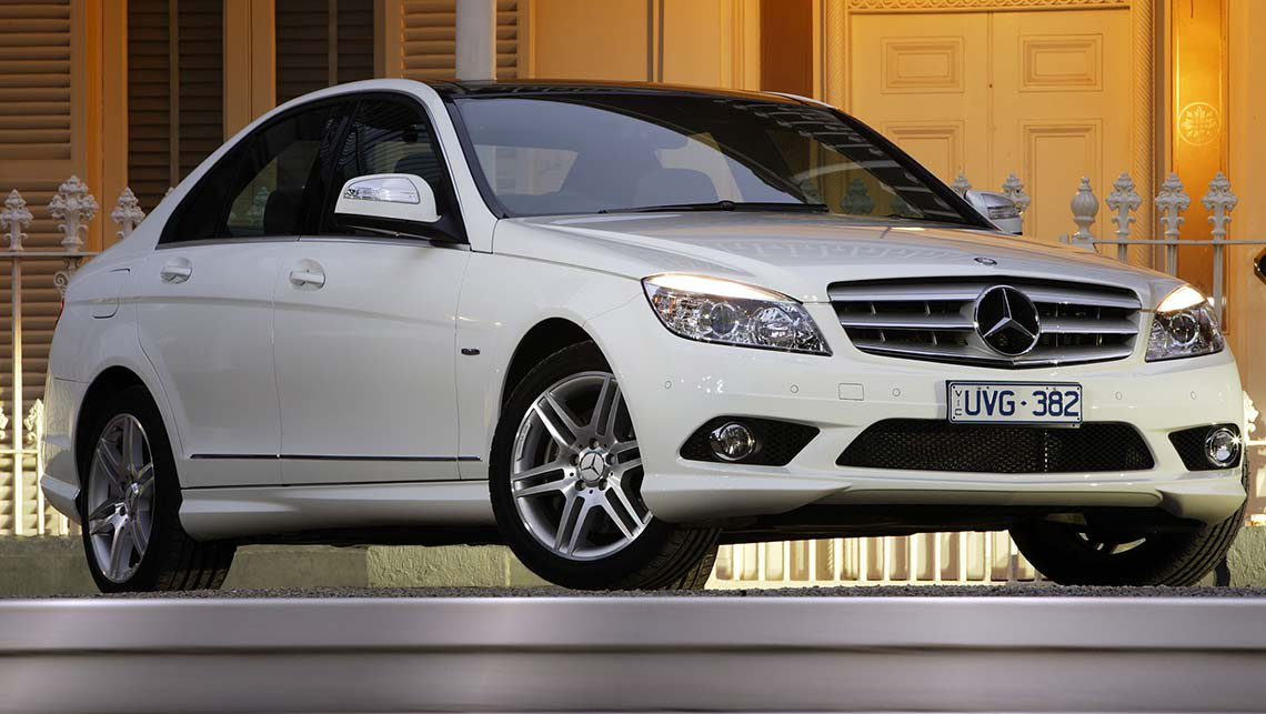 אולטרה מידי Used Mercedes-Benz C-Class review: 2007-2011 | CarsGuide DG-03