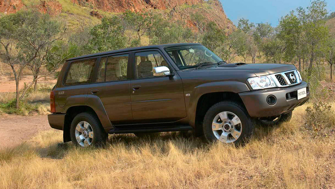 Nissan Patrol here to stay - Car News | CarsGuide